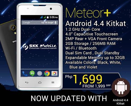 SKK Mobile Meteor+