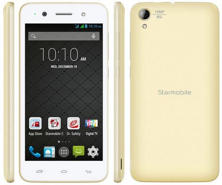 Starmobile UP Vision