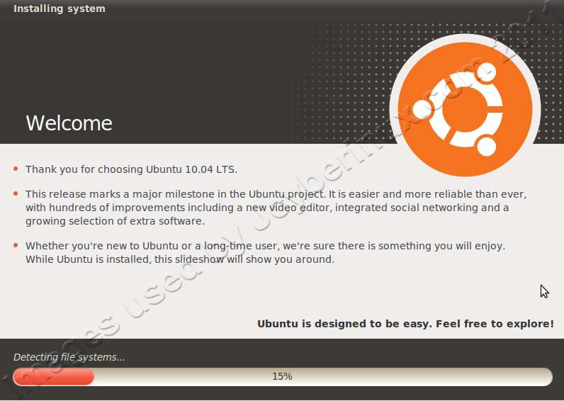 How to Install Ubuntu 10.04 LTS or Ubuntu 11.04 on Desktop or Laptop