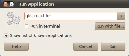 Ubuntu Delete Folders and Files via Terminal and Nautilus