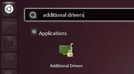 How to Install or Activate Graphic Card Driver using Ubuntu Additional Drivers