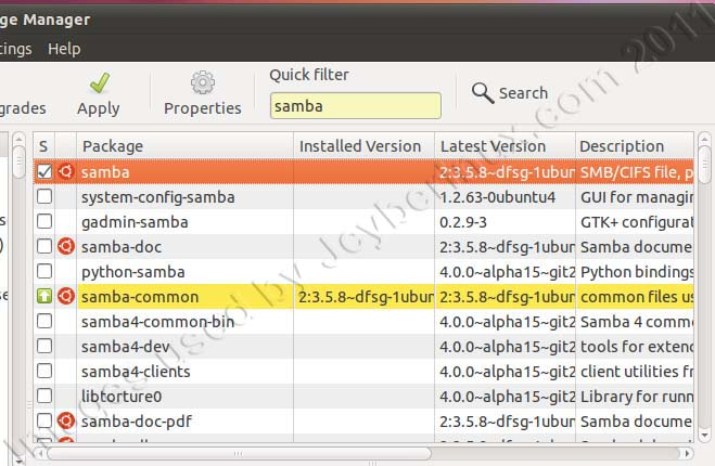 Usage of Synaptic Package Manager on Ubuntu