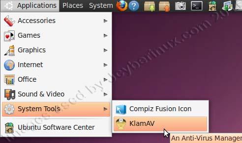 How to use Free AntiVirus on  Ubuntu