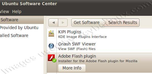 How to install Flash Player Plugins in Ubuntu for your Web Browser
