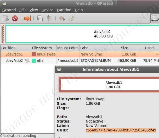 Activate Permanently the Linux-Swap File in Ubuntu