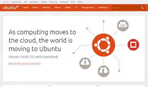 Ubuntu 14.04 LTS Trusty Tahr