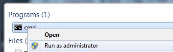 Enable/Unhide Administrator Account on Windows 7/Vista Logon