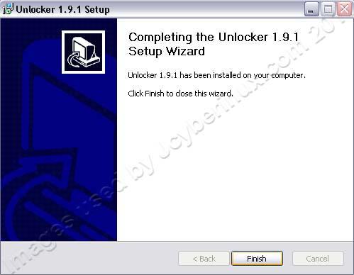 Unlocker – Easy way to unlock files and folders to kill interfering process by Jcyberinux