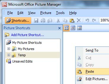 Extract Embedded Images from MS Word, Excel or PowerPoint File