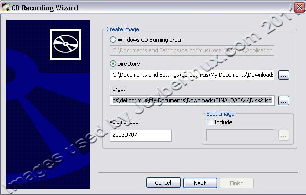 ISO Recorder – a CD/DVD Burning Solution Software used by Jcyberinux