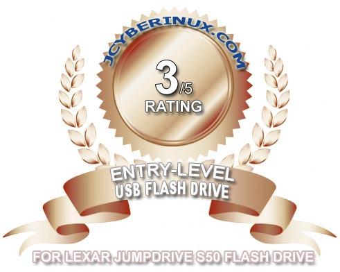 Lexar JumpDrive S50