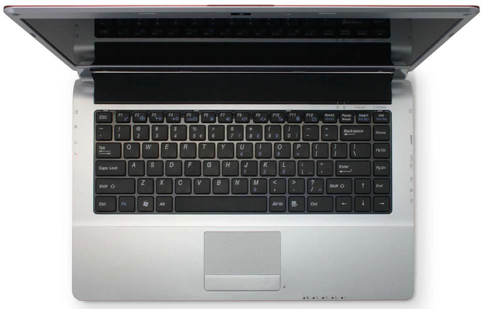Gigabyte - Notebook M Series - M2432 - Photos by Jcyberinux.com
