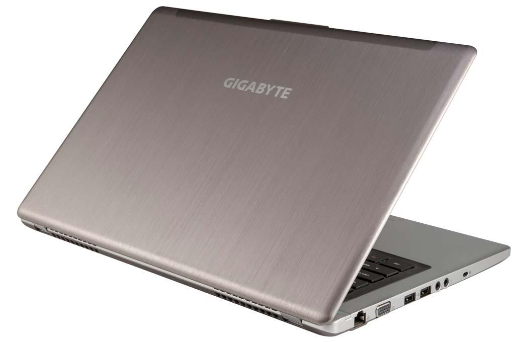 Gigabyte - Notebook U Series - U2442 - Photos by Jcyberinux.com