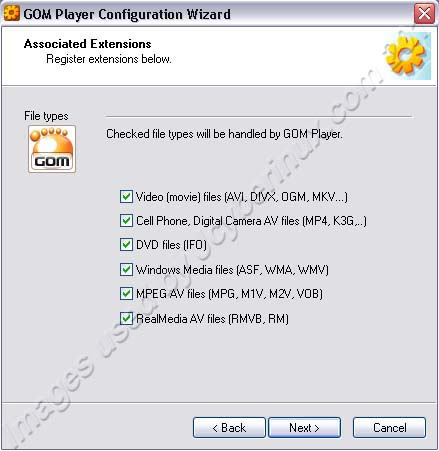 IGOM Player – A Multimedia Player and audio/video codecs used by Jcyberinux