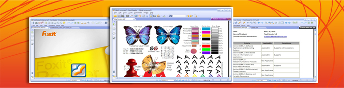 Foxit PDF Reader – Free PDF Reader used by Jcyberinux