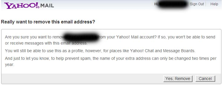 how to start a new email address in yahoo