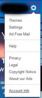 Delete Yahoo ID Alias