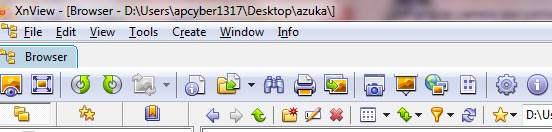 XnView Image Viewer and Converter Graphic Files