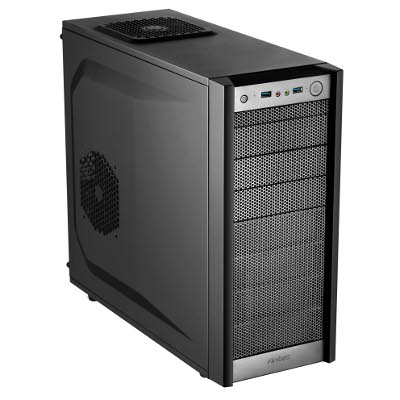 Antec - Products - Enclosures - Gaming Cases - One