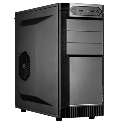 Antec - Products - Enclosures - Gaming Cases - One S3