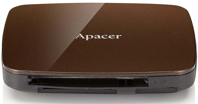 Apacer - AM530 USB 3.0 Ultra-High Speed Multi-Slot Card Reader