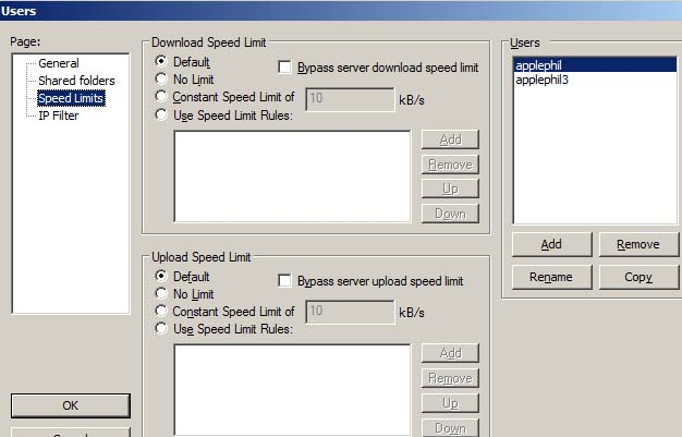 how to find ftp server ip address