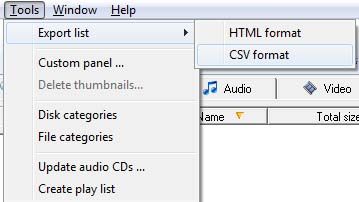 Gentibus CD Removable Media and Disk Drive Catalog Software