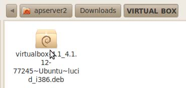 Install Oracle VM VirtualBox on Ubuntu