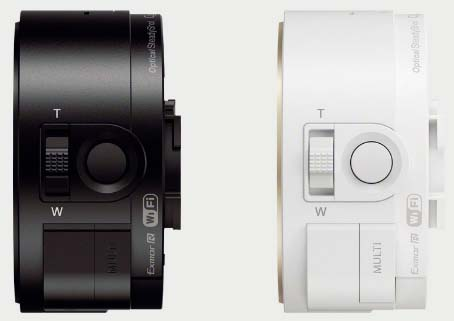Sony smartphone attachable camera lenses