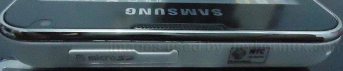 Samsung Galaxy S Wifi 5.0 by Jcyberinux