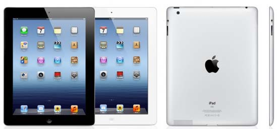 Apple iPad with Retina Display Wi-Fi and 4G