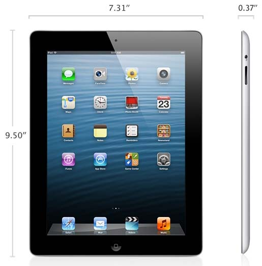 Apple iPad with Retina Display Wi-Fi