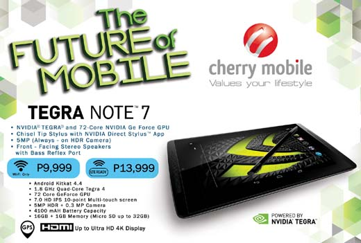 NVIDIA Tegra Note 7 Review