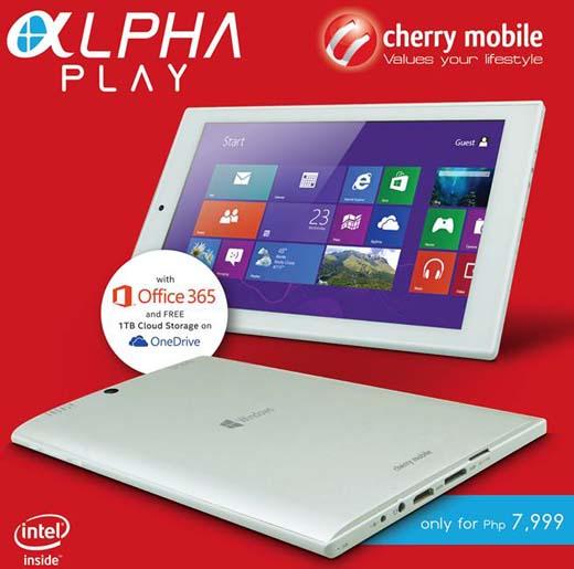 Cherry Mobile Alpha Play