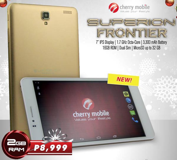 Cherry Mobile Superion Frontier