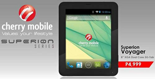 Cherry Mobile Superion Voyager