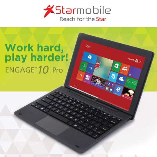 Starmobile Engage 10 Pro