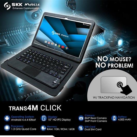 SKK Trans4m Click