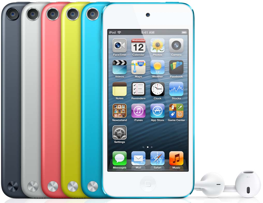 iPod touch 5th Generation Review, Specifications, Features