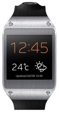 Galaxy Gear, Sony SW2 and Qualcomm Toq Specs Comparison