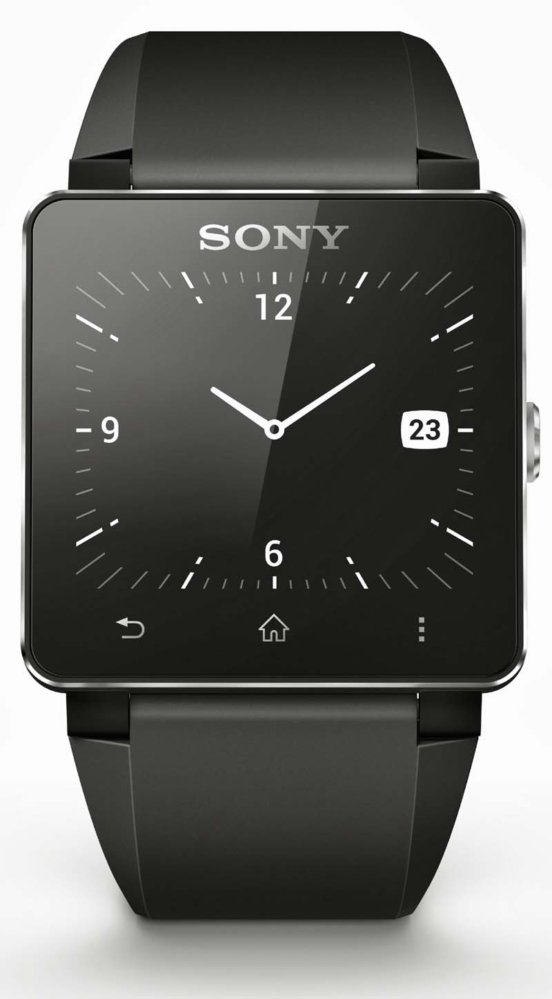 Sony SmartWatch 2 SW2 Images, Specifications, Overview and ...