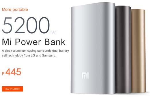 Mi 5200 Power Bank