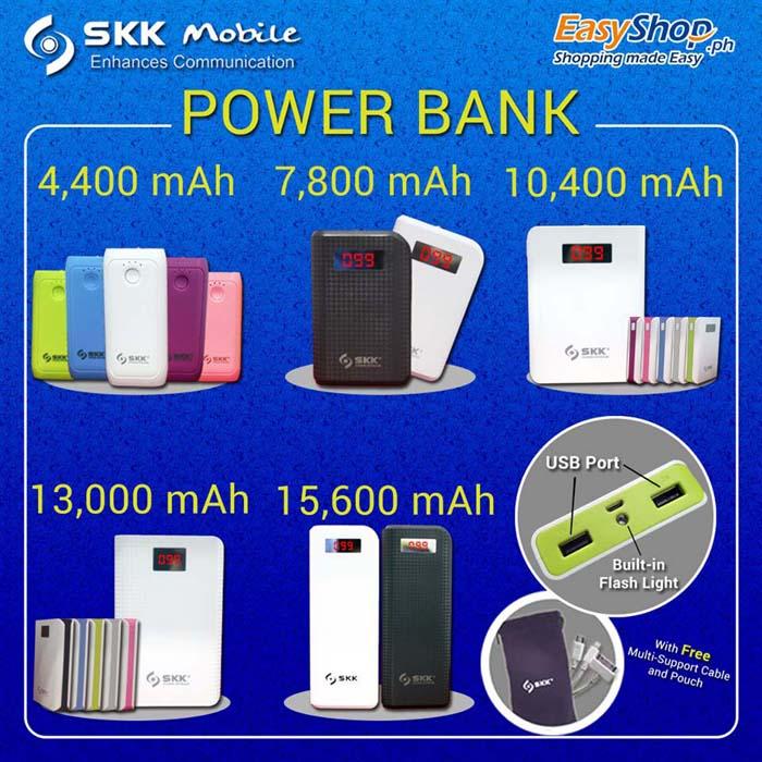 SKK Mobile Power Banks