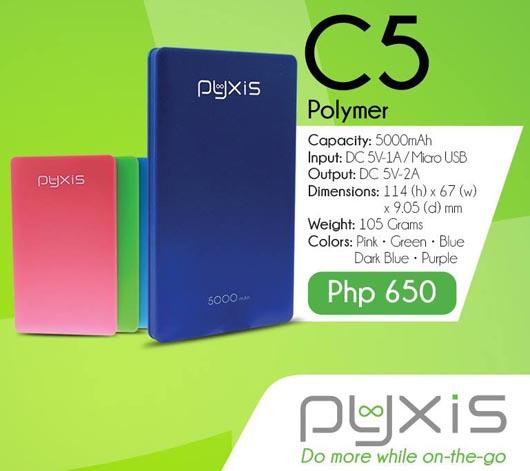 Pyxis C5