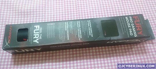 Kingston HyperX Fury Pro Gaming Mouse Pad