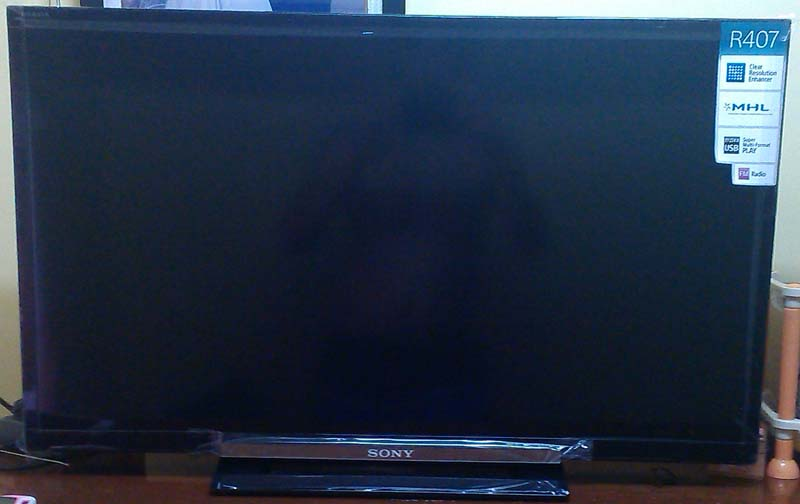 sony tv 32 inch. 32-inch r407a sony bravia hd led tv tv 32 inch x