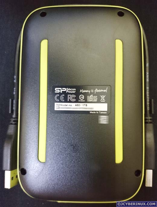 Silicon Power Armor A60