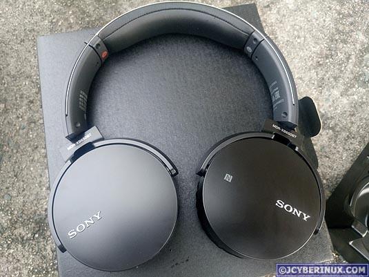 Sony Stereo Bluetooth Headset MDR-XB650BT