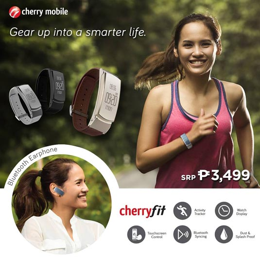 Cherry Mobile - Cherry Fit