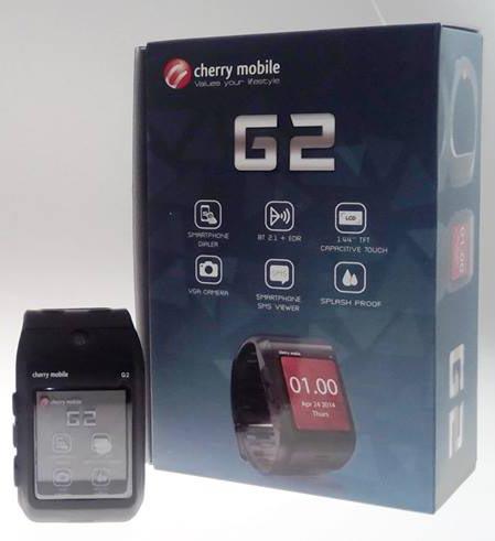 Cherry Mobile G2